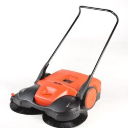 HAAGA 697 Battery Sweeper